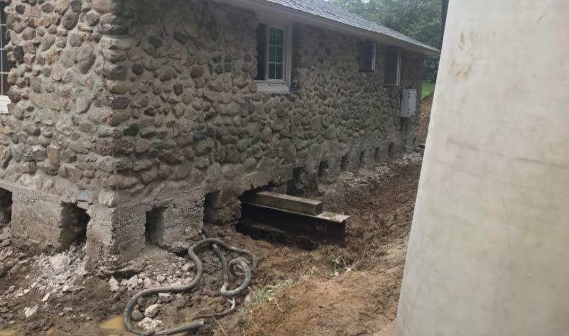 Foundation Repair Asheville Pier and Beam NC